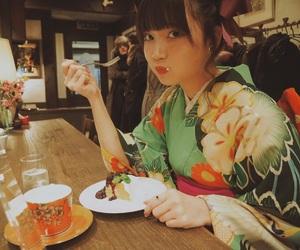 japan, cute, and cake image