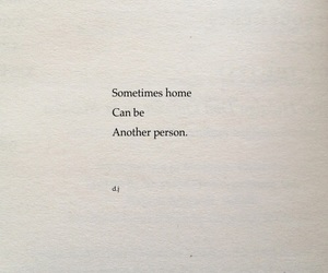 book, home, and quotes image
