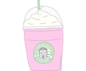 coffe, pink, and cool image
