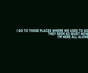 Lyrics, quote, and jamie xx image
