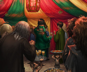 half blood prince, harry potter, and pottermore image