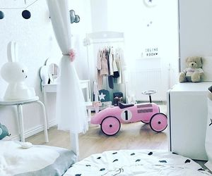 baby, baby room, and girl room image