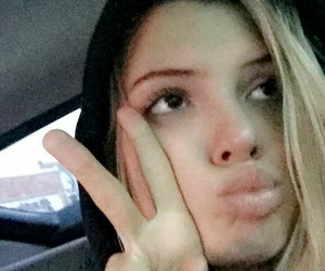 c, snapchat, and alissa violet image