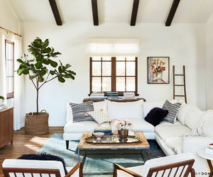interior, chic, and cozy image