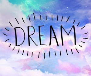 Dream, galaxy, and motivation image