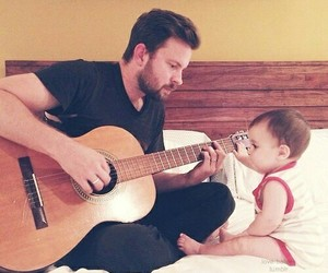 baby, daddy, and music image