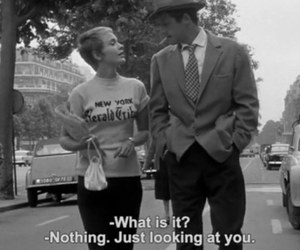 godard, movie, and quote image