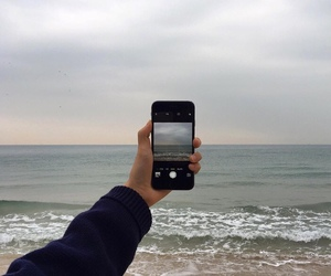 aesthetic, sea, and alternative image