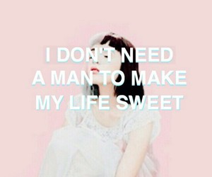 pink, cry baby, and quotes image