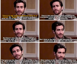 actor, beautiful, and jake gyllenhaal image