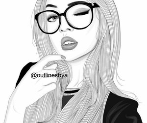 196 images about Draw girls 💗✏ on We Heart It