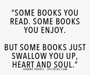 books, love, and quotes image
