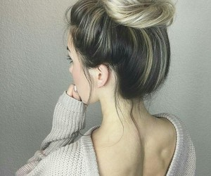 aesthetic, hairstyle, and cute image