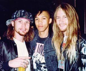 jeff ament, alice in chains, and pearl jam image