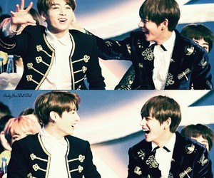 v, armys, and vkook image