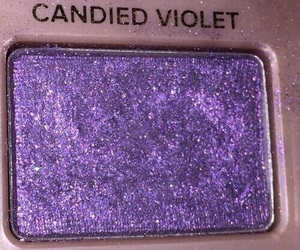 purple, makeup, and violet image