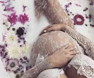 baby, goals, and beauty image