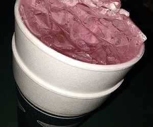 drink, pink, and lean image
