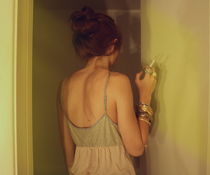 cigarette, femininity, and skinny image