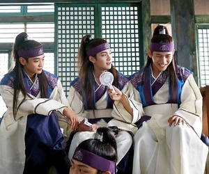 bts, taehyung, and hwarang image