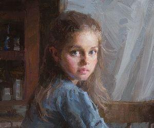 painting, art, and искусство image