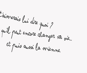 amour, french, and quote image