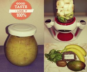 banana, chia seeds, and FRUiTS image