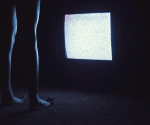 blue, legs, and static image