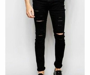 clothes, jeans, and mode image