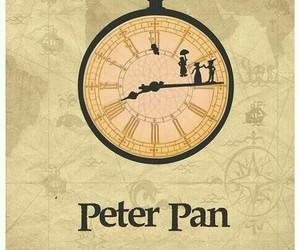 peter pan, disney, and wallpaper image