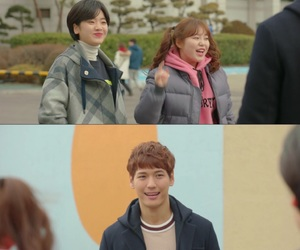 drama, kim bok joo, and weightlifting fairy image
