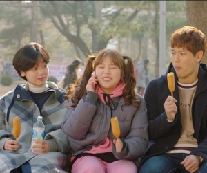 drama, weightlifting fairy, and kim bok joo image