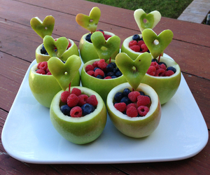 fruit, apple, and food image