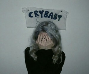 crybaby and grunge image