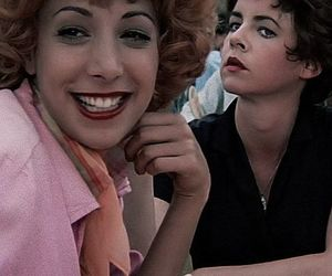 grease, movie, and rizzo image