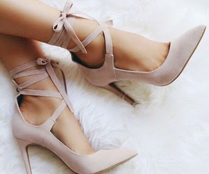 elegant, shoes, and fancy image