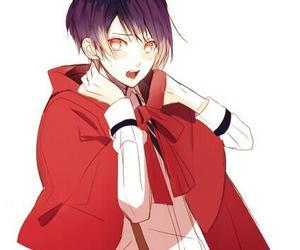 anime, manga, and scarlet image
