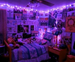 tumblr, aesthetic, and purple image