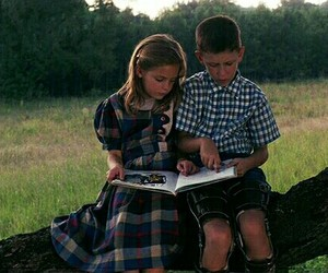 movie, forrest gump, and girl image