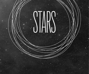 stars, black, and sky image