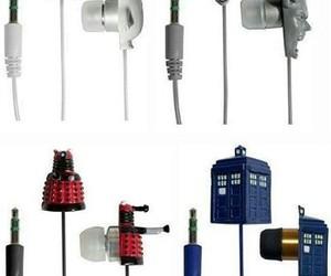 Dalek and tardis image