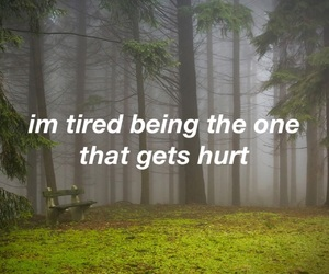 quote, grunge, and tired image