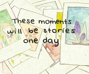 story, moment, and quote image