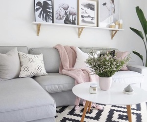art, clean, and cushion image