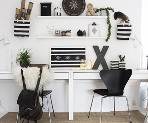 black, boards, and chairs image
