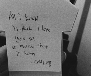 coldplay, quotes, and music image