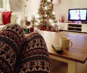 beautiful, christmas, and cozy image
