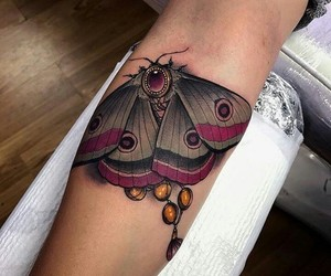 buterfly, tatuajes, and cool image