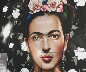 artist, frida kahlo, and Frida Khalo image