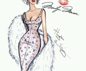 Marilyn Monroe, hayden williams, and art image